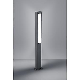 Трио, освещение Рейн современные антрацит Diecast алюминия полюс