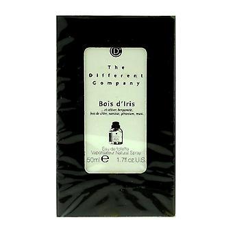 The Different Company Bois d'Iris Eau De Toilette Spray Refill  1.7Oz/50ml InBox