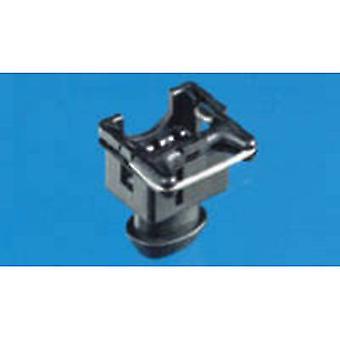 Caja de TE conectividad conector - cable J-P-T número de espaciamiento de los pernos 2 contacto: 5 mm 282189-2 1 PC