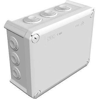 OBO Bettermann 2007093 Junction box (L x W x H) 190 x 150 x 77 mm Grey-white (RAL 7035) IP66 1 pc(s)