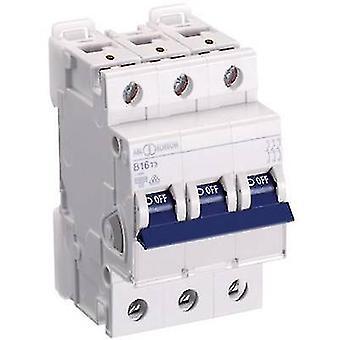 ABL Sursum K25T3 Circuit breaker 3-pin 25 A