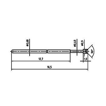 PTR 1007-A-0.7N-AU-0.9 ponteira de precisão