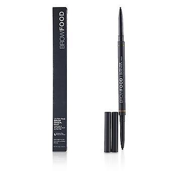 Lashfood Browfood Ultra Fine Brow Pencil Duo - # Brunette - 0.10g/0.0035oz