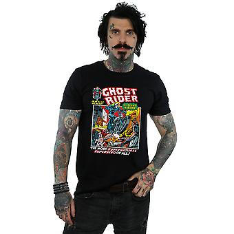 Marvel Men's Ghost Rider T-Shirt