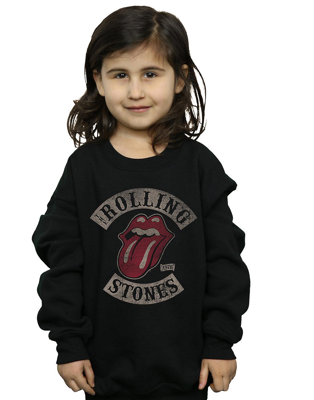 Rolling Stones Girls Tour 78 Sweatshirt