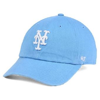 New York Mets MLB 47 marka niebieski proszek regulacją Hat