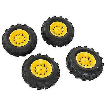Rolly Toys 409303 Set de 4 pneus pour tracteurs RollyFarmtrac Premium