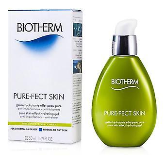 Biotherm Pure.fect Skin Pure Skin Effect Hydrating Gel - Kombination zu fettiger Haut - 50ml/1.69oz