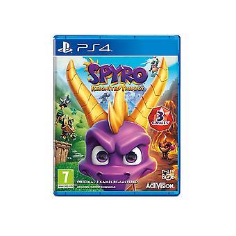 Spyro дракон Spyro трилогии разожгла PS4