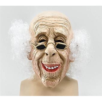 Oude Man Masker & haren.
