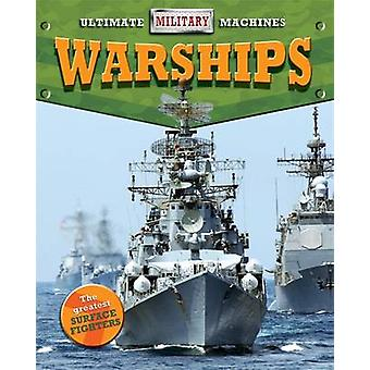 Warships by Tim Cooke - 9780750296762 Book