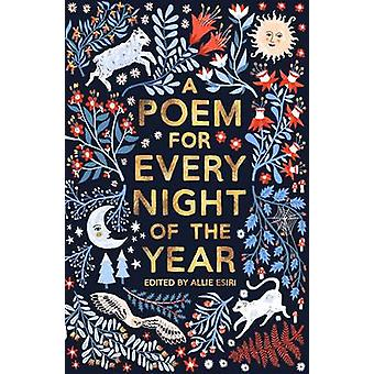 A Poem for Every Night of the Year by Allie Esiri - 9781509813131 Book