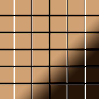 Fém mozaik titán ötvözet CINQUANTA-ti-AM