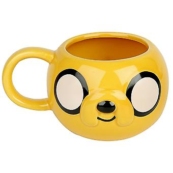 Adventure Time 3D Jake Mug