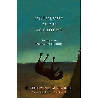 Die Ontologie des Unfalls: ein Essay über zerstörerischen Plastizität
