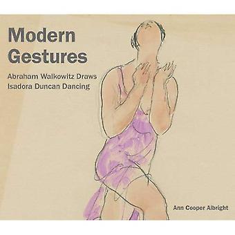 Moderne gebaren: Abraham Walkowitz trekt Isadora Duncan dansen