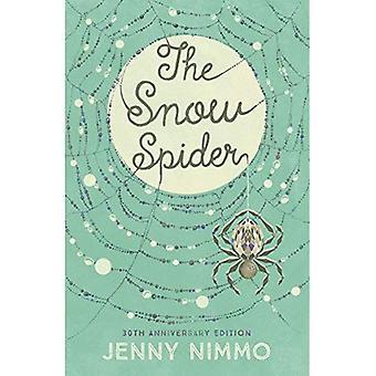 Die Schnee-Spinne
