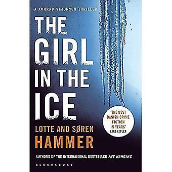 Het meisje in het ijs (een Konrad Simonsen Thriller)