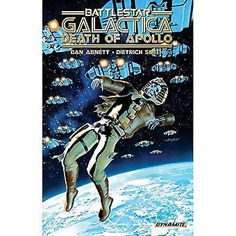 Battlestar Galactica: De dood van Apollo