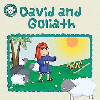 David and Goliath (Candle Little Lambs)