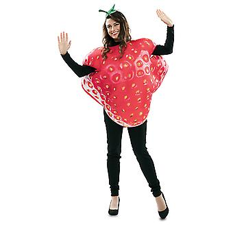 Strawberry costume with Hat adult costume of Strawberry fruit strawberry