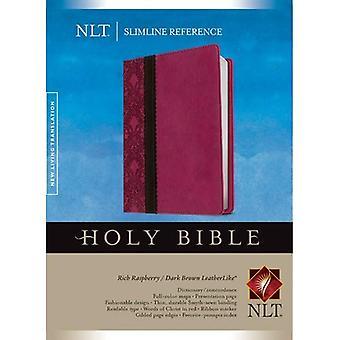 Slimline Reference Bibelen NLT