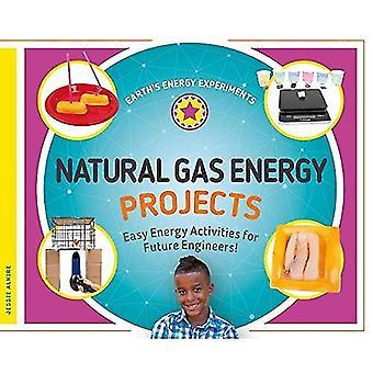 Projets d'énergie gaz naturel: Les activités de l'énergie facile pour les futurs ingénieurs! (Expériences de l'énergie de la terre)