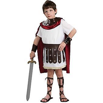 Gladiator kind kostuum
