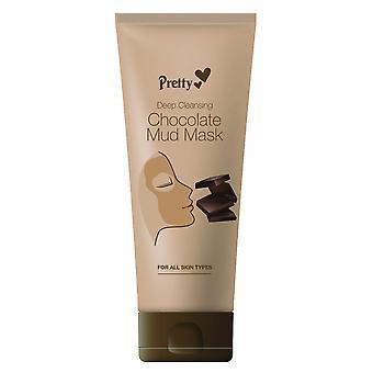 Pretty Deep Cleansing Mud Mask ~ Chocolate