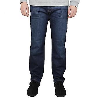 Emporio armani men's j21 regular fit blue jeans