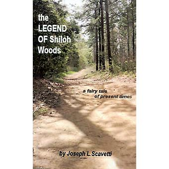 أسطورة وودز شيلوه... حكاية خرافية لوقتنا الحاضر من سكافيتي آند جوزيف ل.