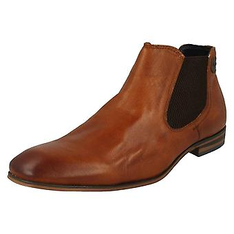 Mens Bugatti Smart Casual Ankle Boots 10120