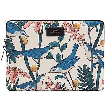 Wouf Birdies Macbook Pro 13″ Laptop Sleeve