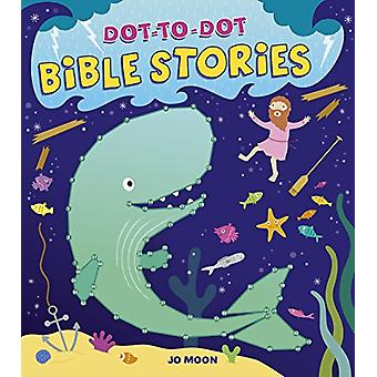 Dot-To-Dot Bible Stories by Jo Moon - 9781788284912 Book