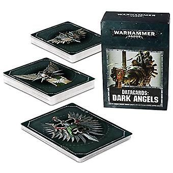 Spiele-Workshop-Warhammer 40.000-Datacards: Dunkle Engel