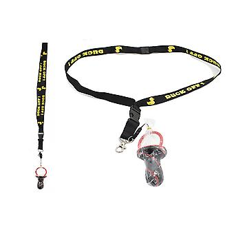 Pack of 6 Rock Dummy With Lanyard - Duckoff