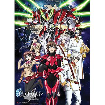 Fabric Poster - Valvrave The Liberator - New Group Wall Art Toys ge77556