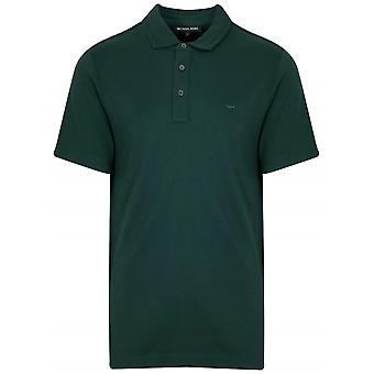 Michael Kors  Classic Atlantic Green Polo Shirt