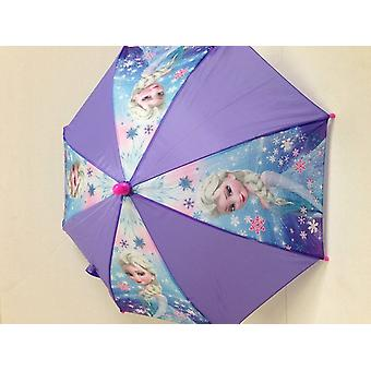 Umbrella - Disney - Frozen - Elsa Queen Purple Girls/Kids New 649388