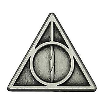 Pin - Harry Potter - Deathly Hallows Pewter Lapel New 48254