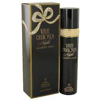 White Diamonds Night By Elizabeth Taylor Eau De Toilette Spray 3.4 Oz (women) V728-539455