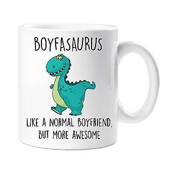 Boyfasaurus Mug