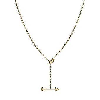 Liebeskind Berlin Women's steel-stainless pendant necklace - LJ-0184-N-54
