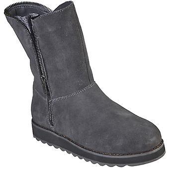 Skechers Womens Keepsakes 2.0 Mid Zip Up Warm Winter Boots
