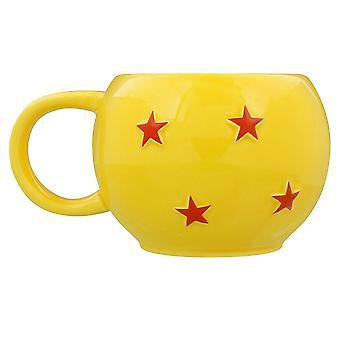 Dragon Ball Z Official 3D Mug