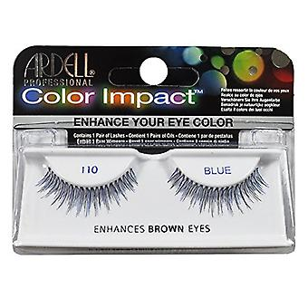 Ardell Color impact valse wimpers-blauw-110