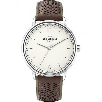 BEN SHERMAN - Watch - Men - WB038T - PORTOBELLO SOCIAL