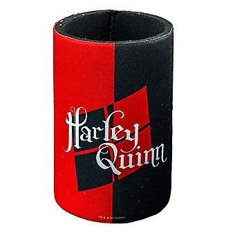 Batman Arkham Knight Harley Neoprene Can Cooler