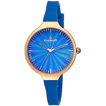 Radiant new sunny Quartz Analog Woman Watch with RA336604 Rubber Bracelet