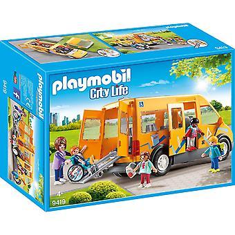 Playmobil 9419 skolan Van